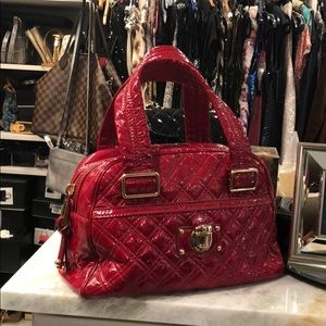 Marc Jacobs Red patent Bag